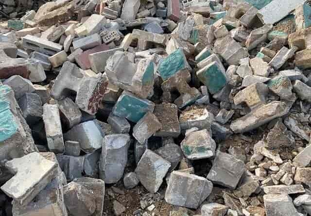 építési hulladék és vegyes szemét elszállítás