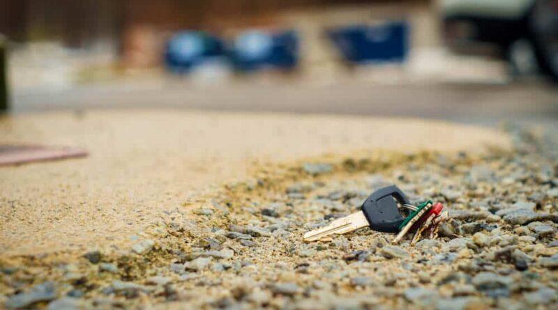 elveszett autókulcs pótlása