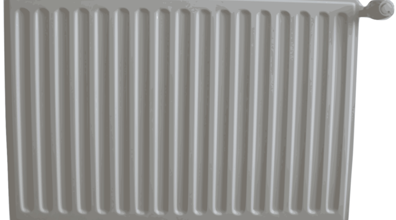 radiátor bekötése