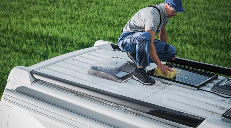 napelemes töltésvezérlő